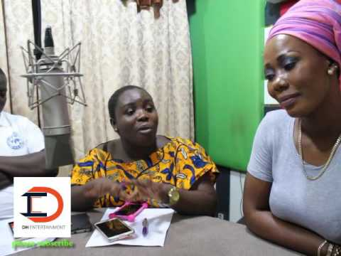 Turbo B is not my  husband - Actress Burger Sylvia (interview