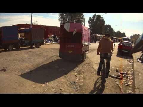 Bamako 2011, Morocco traffic