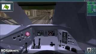 Trainz simulator 2013|Amtrak Acela Express gameplay