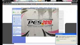 Como descargar e instalar el DEMO PES 2010