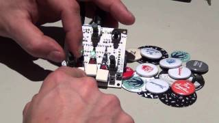 Hear the Trinity DRUM module from Standuino (bastl-instruments)