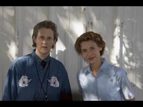 Behind The Scenes Of 'Temple Grandin' At Colorado State University