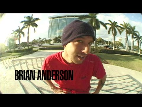 Brian Anderson, Modus Operandi retro TW SKATEboarding video