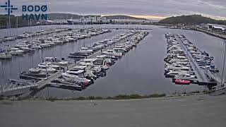 Preview of stream Rønvik Havn & Marina, Bodø port, Norway