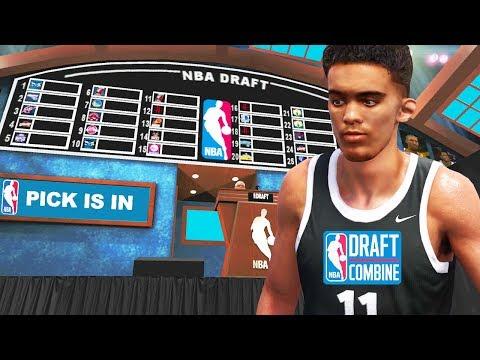 NBA 2K18 TRAE YOUNG MY CAREER CHAPTER 3 : THE NBA DRAFT