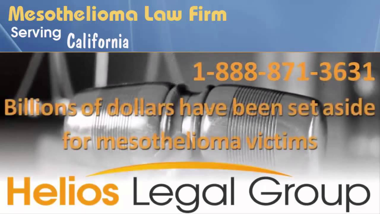 maxresdefault Mesothelioma Law Firm California