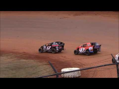 Mod-Lite Feature from 411 Motor Speedway, December 31st, 2016.