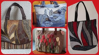 Beautiful latest stylish handbag collection