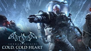 Batman Arkham Origins: Cold Cold Heart DLC - Parte 1: Mr. FREEZEEE [ Dublado em PT-BR ]