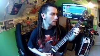 Septicflesh We the Gods Guitar Cover