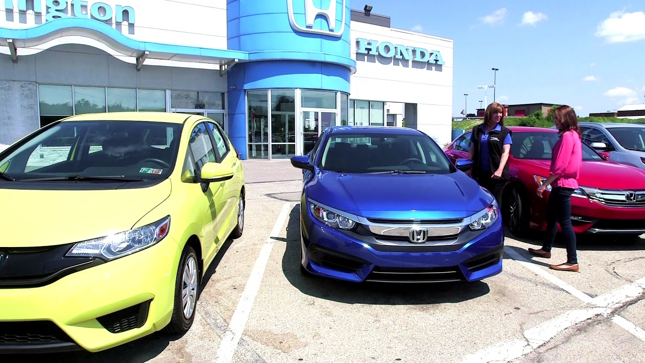 November's specials at Washington Honda - YouTube