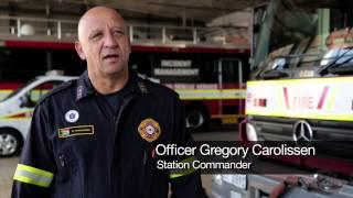 SA Heroes - Firefighters (2 min)