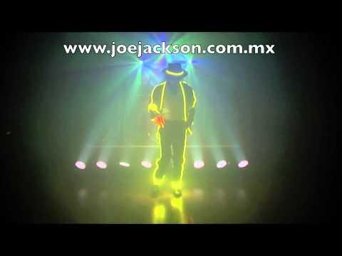 jackson light show