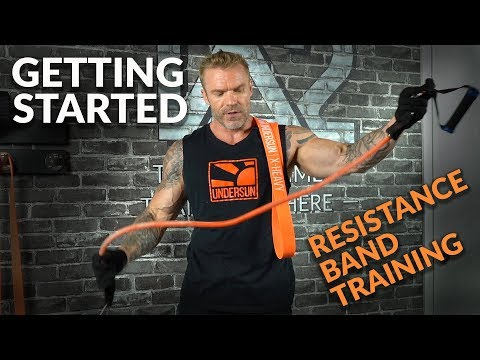 How To Use Resistance Bands | Awesome Beginners Guide By James Grage