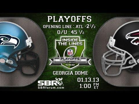 Seattle Seahawks vs Atlanta Falcons | 2013 NFL Free Football Playoffs Picks