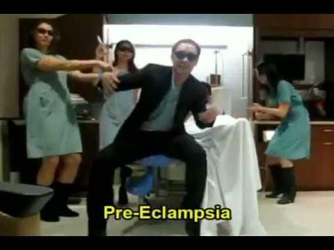 OB/GYNE Style (Psy - Gangnam Style hospital parody)