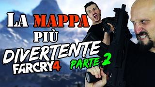 FAR CRY 4 COOP: LA MAPPA PIÙ DIVERTENTE 2° PARTE!