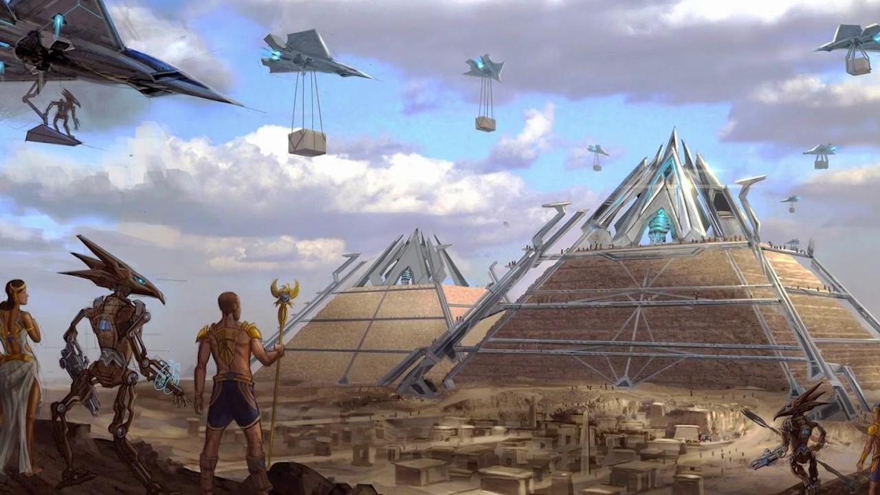 10 мест на Земле невозможных с научной точки зрения.
