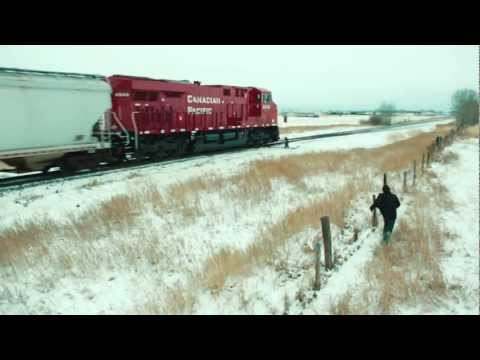 "Canadian Pacific ""Brothers"" Commercial"
