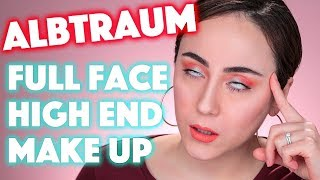 Full Face Makeup mit neuen High End Produkten 🤨 | Nars Too Faced Givenchy Lancome | Hatice Schmidt