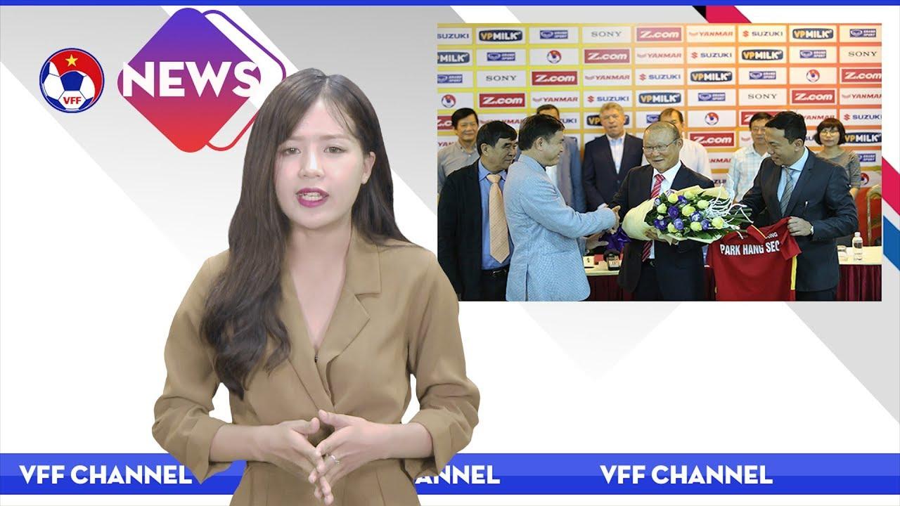 vff-news-số-36-tn-hlv-trưởng-đt-việt-nam-chnh-thức-ra-mắt