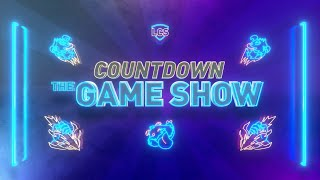 LCS Countdown - The Game Show (Summer 2020)
