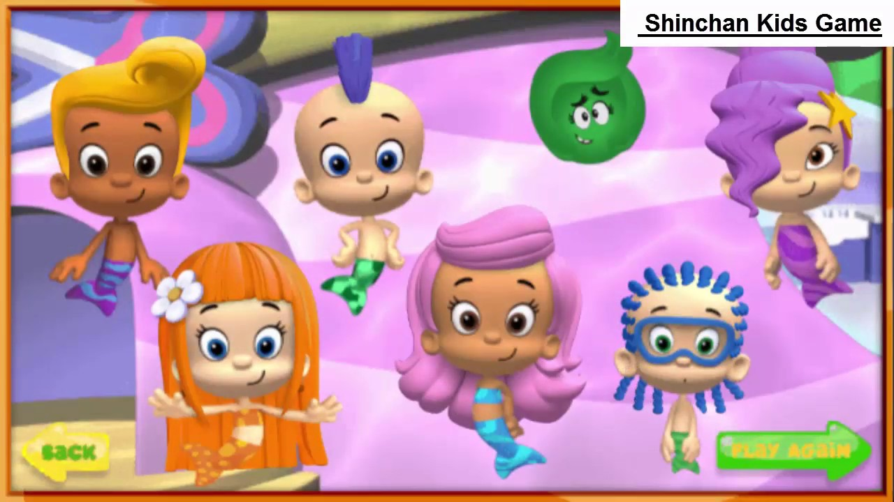 Bubble Guppies Good Hair Day - Full Game HD 2014 - YouTube