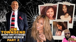 Marjorie Harvey Ex Talks HER ROLE in His EMPIRE Still TALKING 2 Days After Married To Steve Harvey!