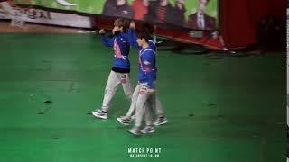 160118 아육대 씨름 등장하는 갓세븐 GOT7 JB fancam (by…