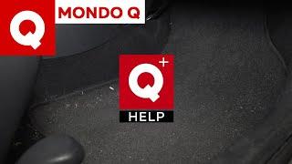 Qhelp: come cambiare i vecchi tappetini