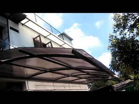 Polycarbonate Awning Canopy Canofix Gallery Doovi