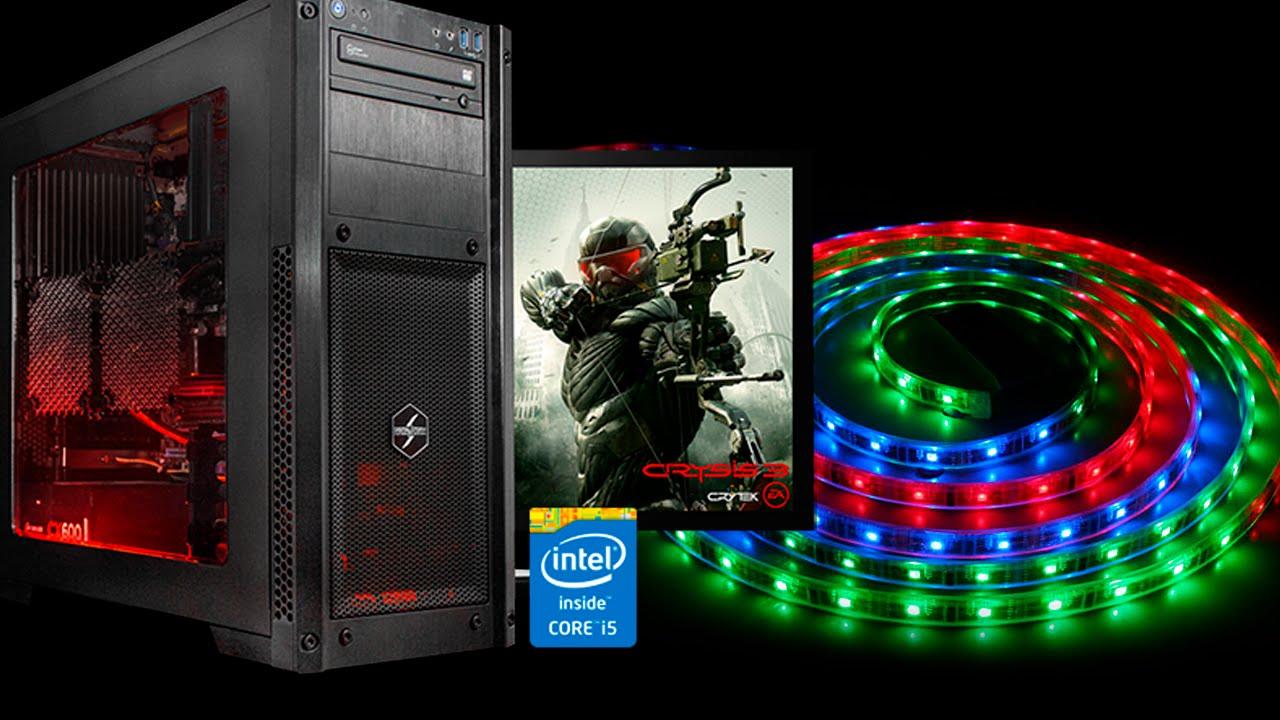 Como Poner Luces Led a la PC PC LED Strip YouTube