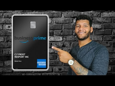 Credit Card Review 2019 | Amazon Business Prime Card