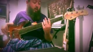 sire v7 fretless 5 string marcus miller bass demo