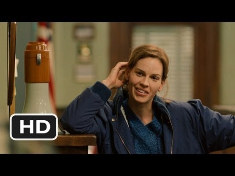 Conviction #2 Movie CLIP - Picking You Up (2010) HD