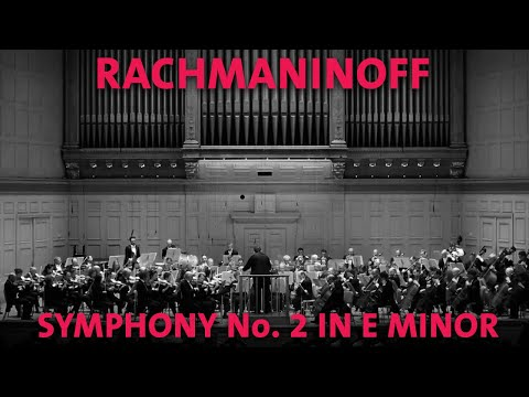 Andris Nelsons and the BSO - RACHMANINOFF Symphony No  2 in E minor, Op  27 (clip)