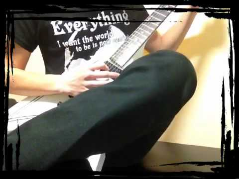 AVENGED SEVENFOLD/Blinded In Chains/cover