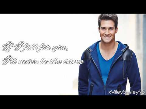 James Maslow - Love Somebody (Cover) (with lyrics)
