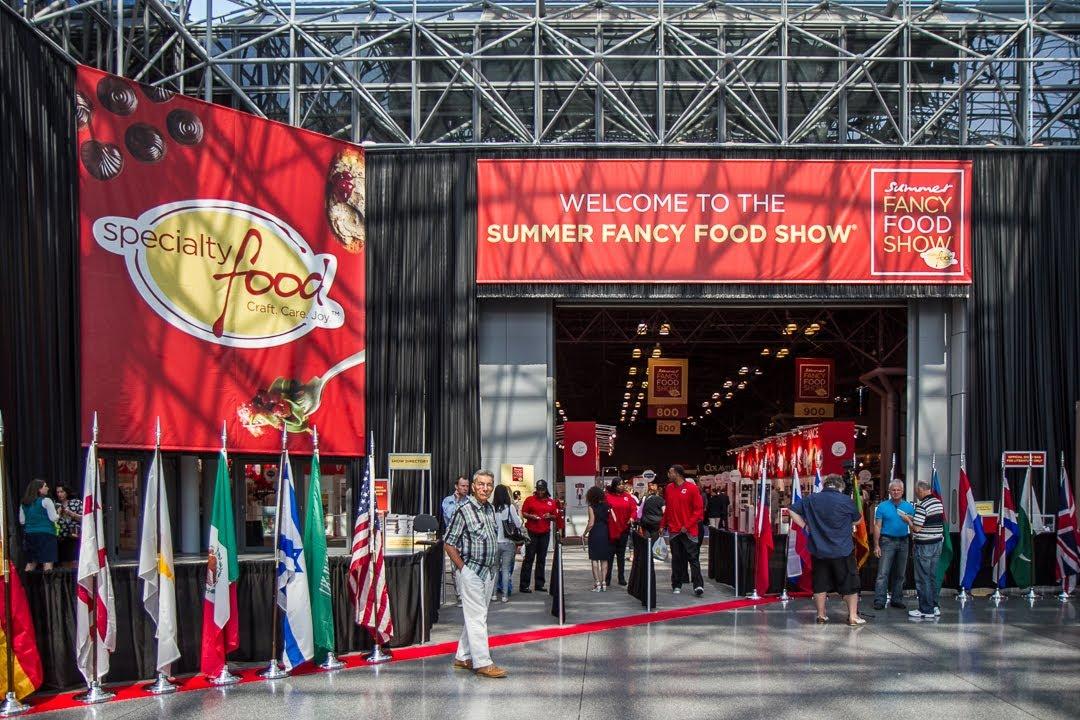 Summer Fancy Food Show New York Youtube