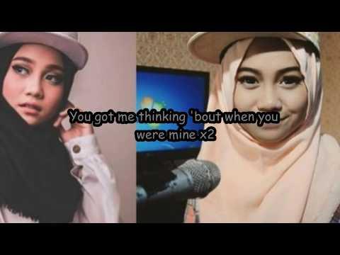 AYU   ATTENTION Suara yang has_Charlie Puth   SHOWCASE 2  Lyrics vidio Indonesian Idol 2018