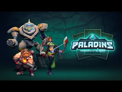 Hack for Paladins / CFF-TEAM