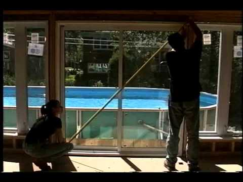 Comment Installer Une Porte Patio □ Décoration Et De Rénovation