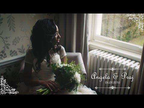 Praj and  Angela Wedding Video Morden Hall, London