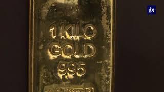 استقرار أسعار الذهب بدعم من ضبابية الحرب التجارية بين الولايات المتحدة والصين - (8-8-2019)