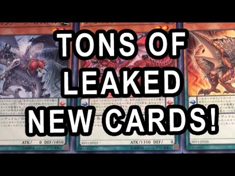 TONS OF LEAKED NEW CARDS! - 동영상