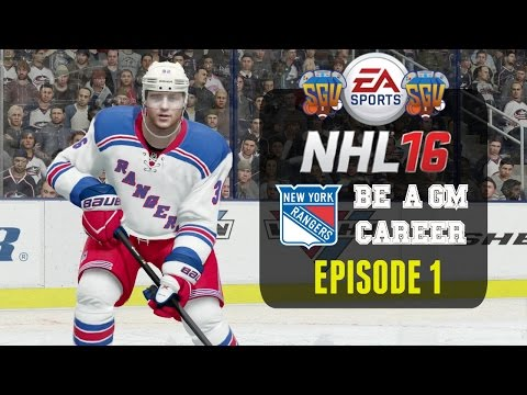 nhl-16-(xbox-one)-new-york-rangers-be-a-g.m-series---ep1