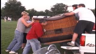 Lewiston Auburn Maine Great Falls Balloon Festival Highlight Video