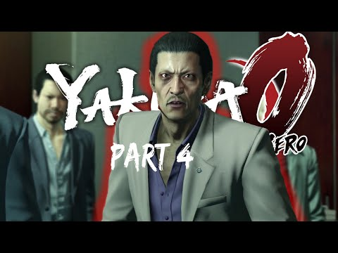 How to avoid getting your pinky cut off | Yakuza 0