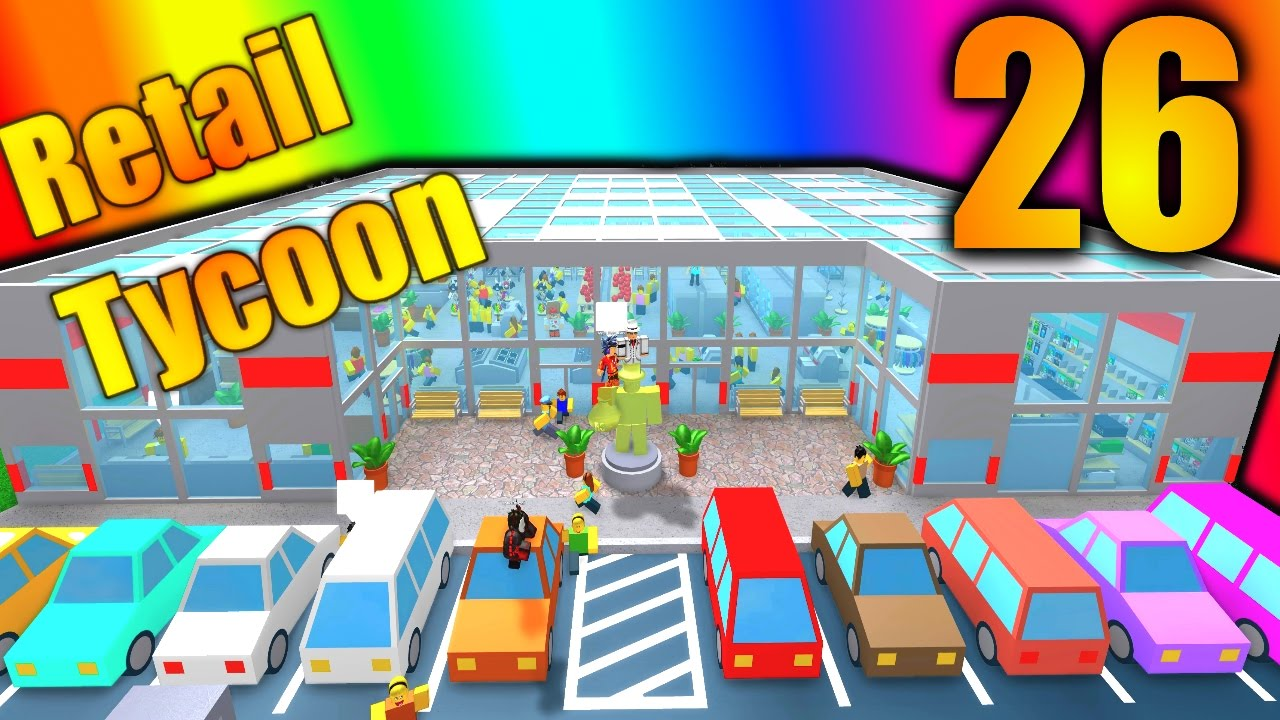 roblox games like retail tycoon