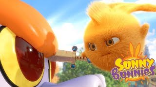 Cartoons for Children | SUNNY BUNNIES GAME CONSOLE | Funny Cartoons For Children